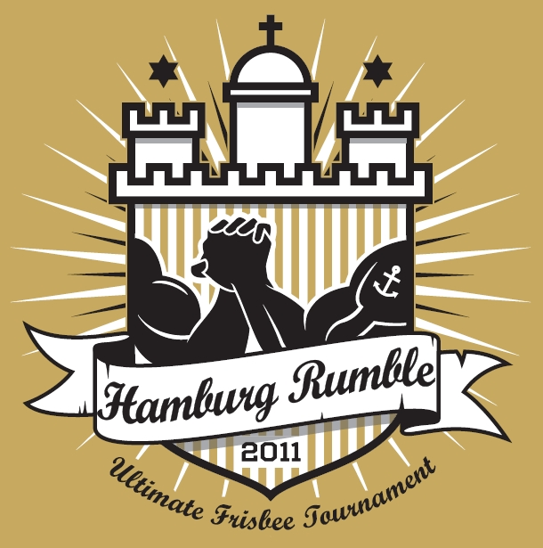 logo hamburg rumble 2011